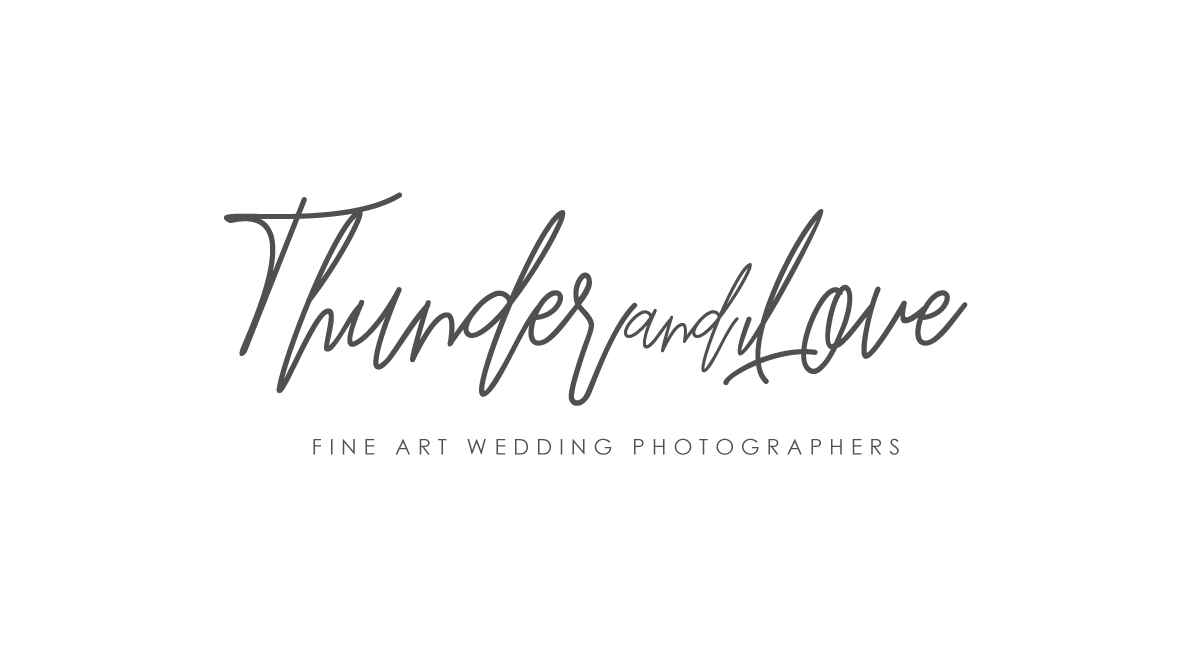 Thunder and Love Wedding Photography